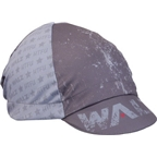 Walz HTFU Moisture Wicking four-panel Cycling Cap: Red/White/Blue
