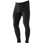 Smartwool Men's Midweight Long Underpant Base Layer: Black