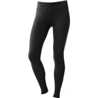Smartwool Women's Midweight Long Underpant Base Layer: Black
