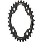 North Shore Billet Variable Tooth Chainring: 28T x 94mm BCD, for SRAM X01 Cranks