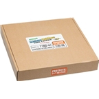 Rhinodillos Tire Liner: 700 x 23-25 Orange Packaged in Bulk Box of 10