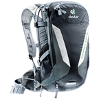Deuter Compact EXP 12 Hydration Pack: Black-Granite