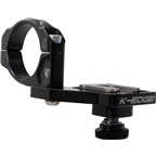 K-EDGE Handlebar Mount for Pioneer Computers, 31.8mm, Black