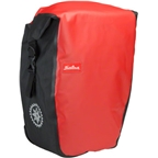 Salsa Touring Pannier Rear Red