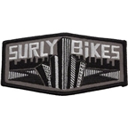 Surly Dirty Windows Patch: Black/Gray