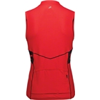 Zoot Performance Tri Sleeveless Jersey Training and Racing Top: Red/Black