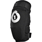 SixSixOne Rage Hard Elbow Pad: Black