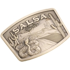 Salsa Rattler Belt Buckle