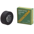 Tressostar Cloth Tape Black - Box of ten