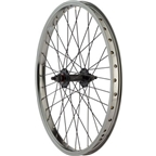 "R12 Wizard Front Wheel 20"" 3/8"" Axle 36h Gray"