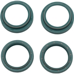 SKF Seal Kit Marzocchi 38mm fits 2008-2014 forks includes Oil Seals and Dust Wipers