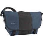 Timbuk2 Classic Messenger Bag, Dusk Blue/Black, LG