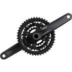 SRAM X5 GXP 175mm 44-32-22 9spd Crankset, Bottom Bracket Sold Separately