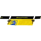 Nathan Race Number Belt: One Size Fits Most Black
