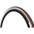 Fyxation Session Tire 700 x 28c Brown Tread White Sidewall Folding