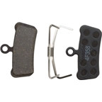 SRAM Guide and Avid Trail Disc Brake Pads Steel Backed Organic Compound
