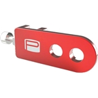 Promax C-1 Chain Tensioner 10mm 2 Axle Holes Red