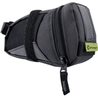 Birzman Roadster 2 Saddle Bag: Black