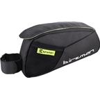 Birzman Belly B Top Tube Bag: Black