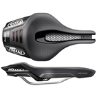 Selle Italia Iron Flow Saddle: Small Black S3