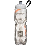 Polar Insulated Water Bottle: 24oz, Orange Carbon