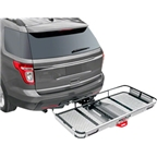 "Rola Dart Cargo Carrier: 56"" x 23"" Fits 2"" Hitch"