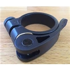 Zoom Alloy Quick Release Seat Clamp, 35mm Diameter
