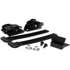 BONT Standard Buckle Kit with 8cm ladder: Black
