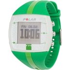 Polar FT4F Heart Rate Monitor: Women's, Green