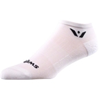 Swiftwick Performance Zero Sock: White