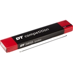 DT Swiss Competition Race 2.0/1.6 Black Spokes Box of 72