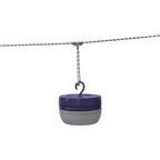 Eagles Nest Outfitters Moonshine Lantern, Purple/White LED