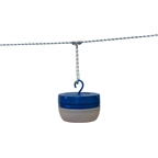 Eagles Nest Outfitters Moonshine Lantern, Blue/White LED
