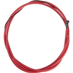 SNAFU Astroglide Straight Cable Red Housing Black Wire
