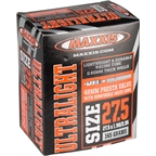 "Maxxis Ultralight Tube 27.5 x 1.9-2.3"" Presta Valve 48mm Removable Valve Core"