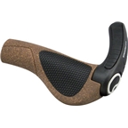 Ergon GP3-S Small BioKork Grips Gray/Black