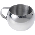 GSI Glaicier Stainless Double Wall Espresso Cup