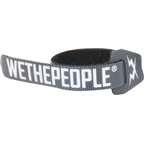 We The People Velcro Cable Straps Bag Of Ten Black