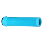 ODI Longneck Soft Compound Flangeless Grips Aqua