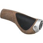Ergon GP1-L BioKork Grips Large Black