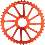 Wolf Tooth Components 42T GC cog for SRAM 11-36 10-speed Cassettes, Red