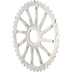 Wolf Tooth Components 42T GC cog for SRAM 11-36 10-speed Cassettes, Silver