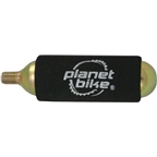 Planet Bike 25g Threaded CO2 Cartridge: Each