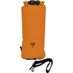 Seattle Sports DriLite Cove Dry Sack, 10-Liter, Orange with Carry Strap