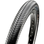 "Maxxis Grifter BMX Tire 20 x 2.3"", Dual Compound, Silkskin bead to bead protection: Black"