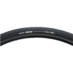 Maxxis Relix Road Tire 700 x 25 Dual Compound, Silkskin Puncture Protection Black