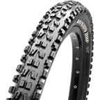 "Maxxis Minion DHF Downhill Tire 26 x 2.5"", Triple Compound, Skinwall, 2-Ply: Black"