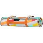 Alite Designs Meadow Mat Roll up Picnic Blanket: Multistripe