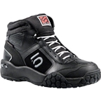 Five Ten Impact High Flat Pedal Shoe: Team Black