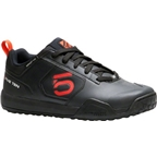 Five Ten Impact VXI Flat Pedal Shoes: Team Black